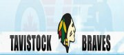 Logo for Tavistock Braves OHA Jr C Hockey Club
