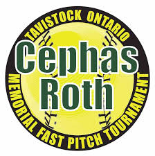 Cephas Roth Memorial Men's Fastball Tournament - CANCELLED for 2020